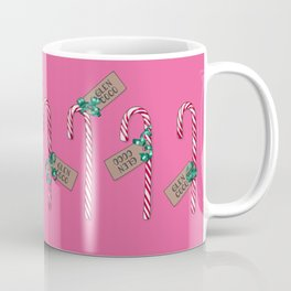 Mean Girls Candy Cane-Grams - Four For You GC, You Go GC! Coffee Mug