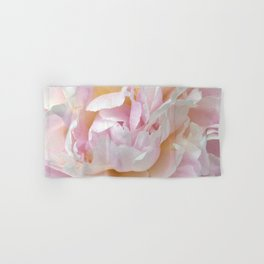 Pink Petal Flower Power Hand & Bath Towel