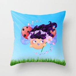 Courtney -  Throw Pillow