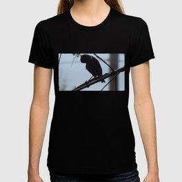 Crow in Tree - Lowered Head T-shirt