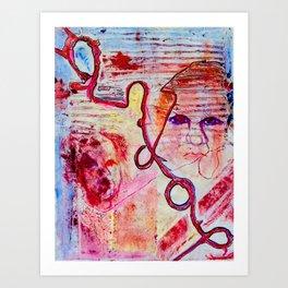 Across the Universe, A Art Print