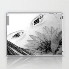 Beautiful Girl Laptop & iPad Skin