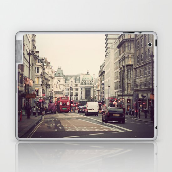 London Street Laptop & iPad Skin