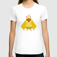 duck T-shirts featuring Duck by Fairytale ink