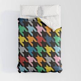 Black Dog T Comforters