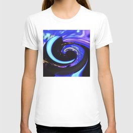 Swirling colors 01 T-shirt