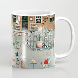 Kirby's Cats Coffee Mug