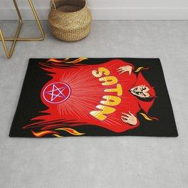 Satan Rug