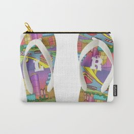 left and right Carry-All Pouch