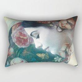 Frigiliana, an ode to Spain Rectangular Pillow