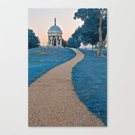 Antietam Sapphire Twilight Canvas Print