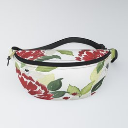 Winter Whites Fanny Pack