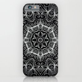 Drawing Floral Doodle G10 iPhone Case