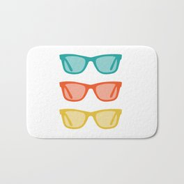 Ray Ban Frames Sunglasses Bath Mat