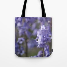The Bluebell Patch Tote Bag