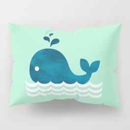 Little Whale Pillow Sham