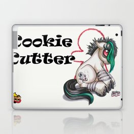 Cookie Cutter Laptop & iPad Skin