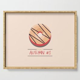 1DONUT - Autumn #01 Serving Tray