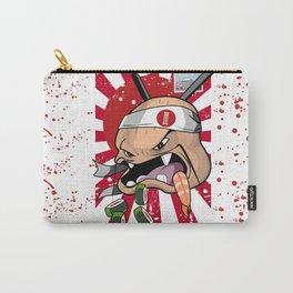 MonStar Burger Branding Design 03 Carry-All Pouch
