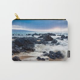 Keawakapu Kahaulani Dew Of Heaven Maui Hawaii Carry-All Pouch