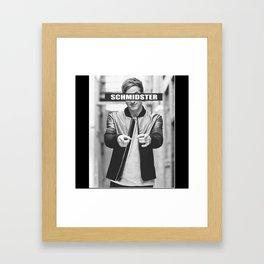 Schmidster Framed Art Print
