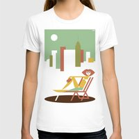 central park T-shirts featuring Central Park by Szoki