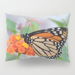 The Monarch Has An Angle Pillow Sham