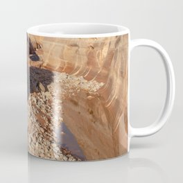 After the Rain - I, Valley_of_Fire Canyon, NV Coffee Mug