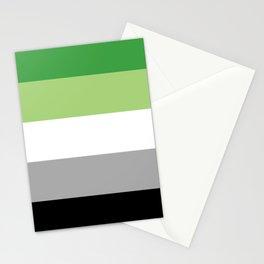 Aro Pride Stationery Cards