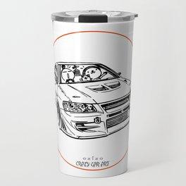 Crazy Car Art 0196 Travel Mug