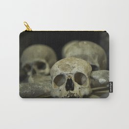 Skulls & Bones Carry-All Pouch