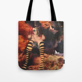 Eaux Trouble Tote Bag