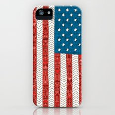 USA iPhone (5, 5s) Slim Case