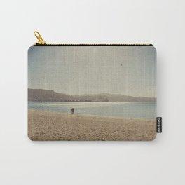 Wellington beach romance Carry-All Pouch