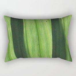 Bright Leaves Rectangular Pillow