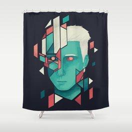 Shapeless 2 Shower Curtain