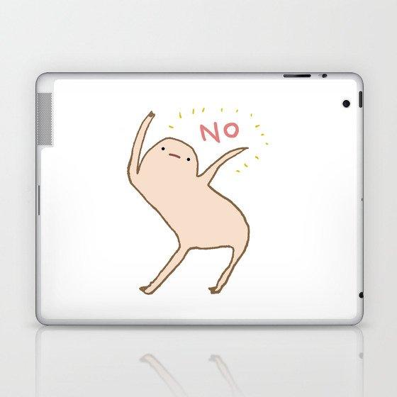 Honest Blob Says No Laptop & iPad Skin