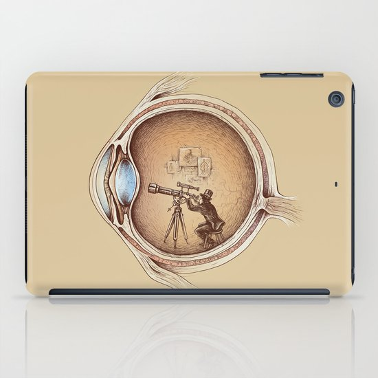 Extraordinary Observer iPad Case