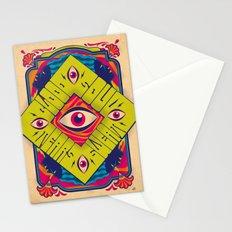 Blood Sweat Tears Soul Stationery Cards