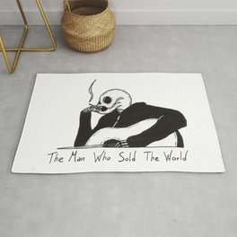 The Man Who Sold the World Rug