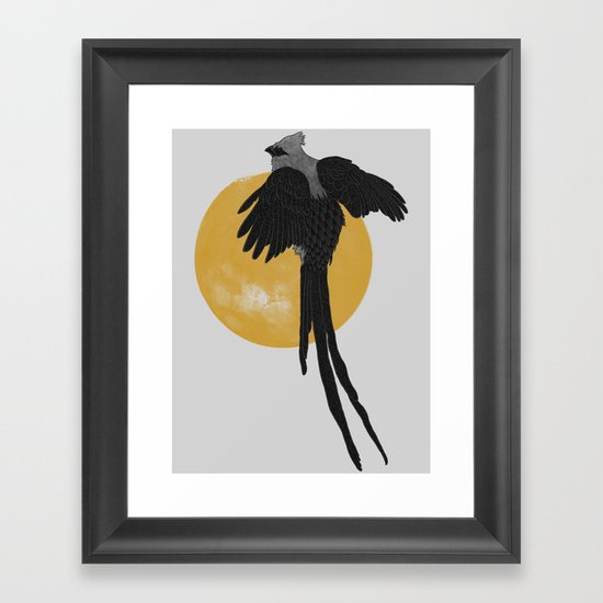 Mousebird Framed Art Print