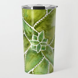 Aloe Vera – Green Palette Travel Mug