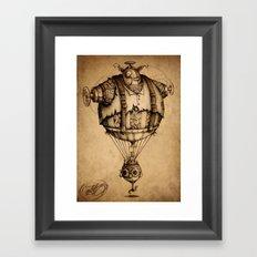 #16 Framed Art Print
