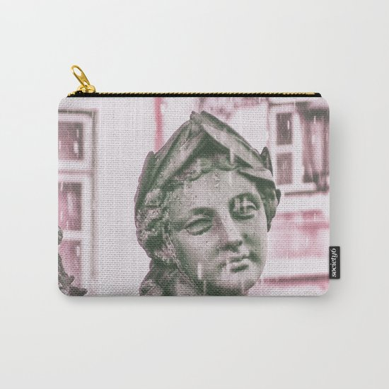 statue Lisbon Carry-All Pouch