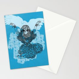 Mori Girl Winter Stationery Cards