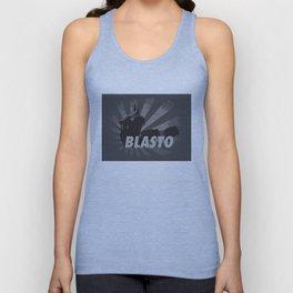 BLASTO Unisex Tank Top