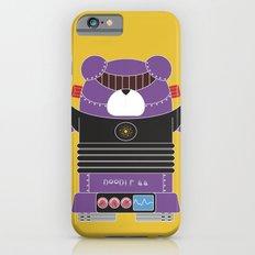 Robot Doodle 44 iPhone 6s Slim Case