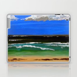 Pacific ocean Laptop & iPad Skin