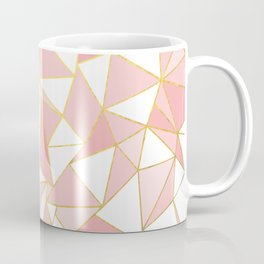 Ab Out Blush Gold 2 Coffee Mug