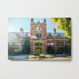 Idaho Admin Building Metal Print